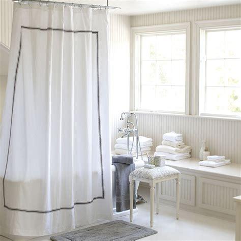 ballard designs shower curtain amelie embroidered shower curtain gray ballard designs