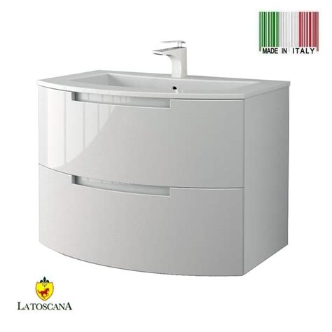 29 Inch Bathroom Vanity Latoscana Oasi 29 Inch Modern Bathroom Vanity Color Glossy White Newbathroomstyle