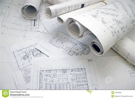 plan drawings floor plan drawing stock photo image of design