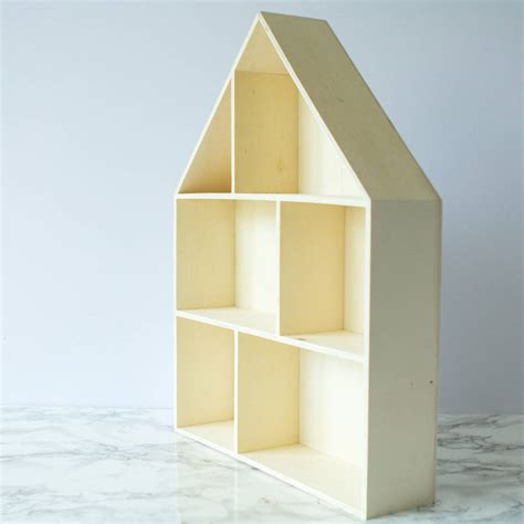 jumbo house jumbo house shelf by berylune notonthehighstreet com