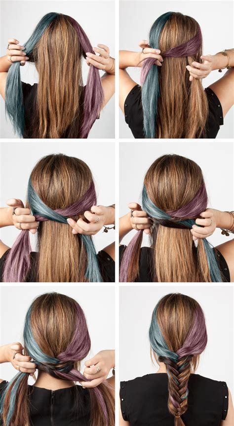 easy diy braids  style canvas scarvescoms fashion style  beauty blog