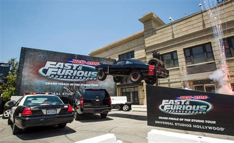 fast and furious ride fast furious ride opens at universal studios hollywood