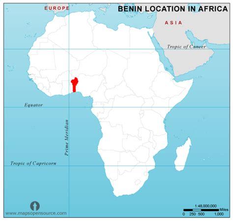 africa map benin free benin location map in africa benin location in