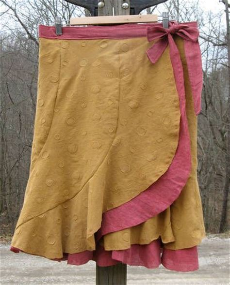free pattern wrap skirt beautiful diy wrap skirt crafts and projects pinterest