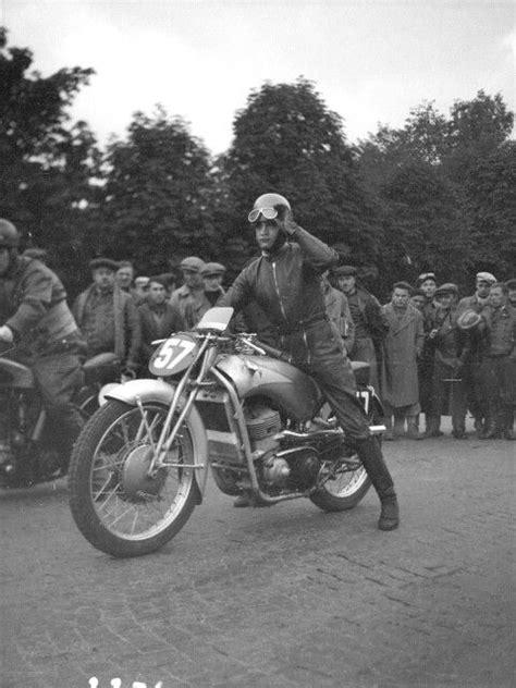 Motorrad Oldtimer Rennen österreich by Hohenstrassen Rennen 1936 H P Muller 57 Auf Dkw