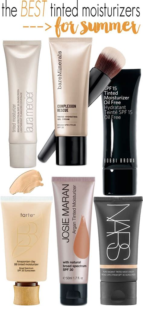 Summer Must Daily Spf Moisturizers by Best 25 Tinted Moisturizer Ideas On Care