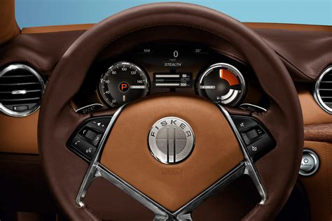 Fisker Interior by Fisker Starts Production Of The Karma In Hybrid
