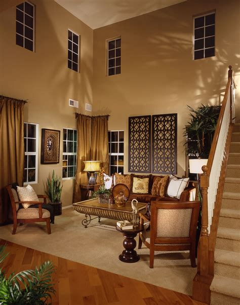 Two Story Living Room Decorating Ideas by 75 Formal Casual Living Room Designs Furniture