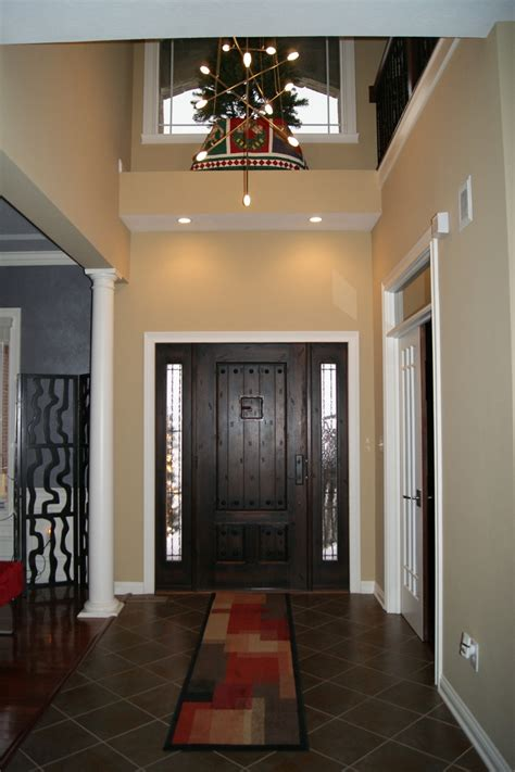 foyer niche decorating ideas 17 best images about front door ledge on