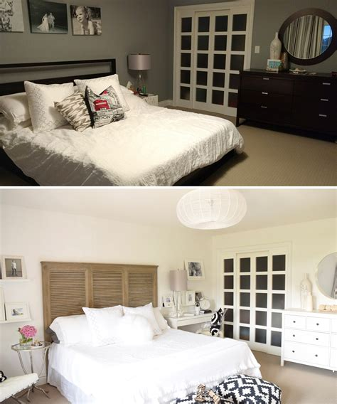 master bedroom makeover on a budget six sisters stuff master bedroom makeover on a budget mommy gearest