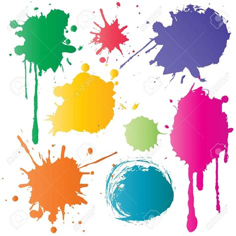ink colors ink color clipart clipground
