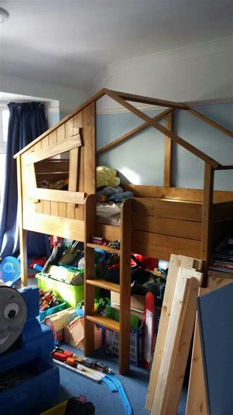 Treehouse Bunk Bed Plans 1000 Images About Treehouse Bed On Tree House Beds Loft Beds And Loft Bed Plans