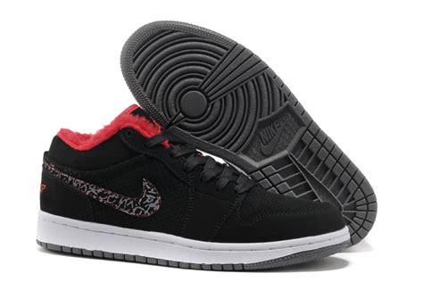 red  black suede jordans