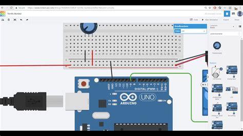 tutorial arduino uno youtube arduino uno tutorial 4 potentiometer servo control