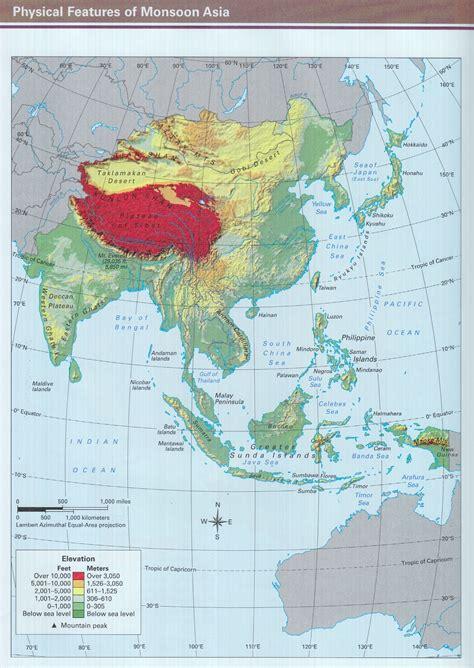 monsoon asia map monsoon asia map quiz monsoon asia blank map quiz