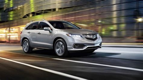 Acura Rdx 2018 Redesign by 2018 Acura Rdx Release Date News Photos Price Changes