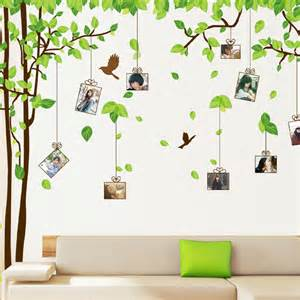 Stickers For Home Decoration Wall Stickers House Stickers Photo Frame Stickers Flowers Butterflies Trees Decoration Home