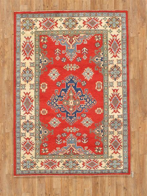 4 X 5 8 Pakistan Kazak Area Rug Nyc Rugs Antique 4 Area Rugs