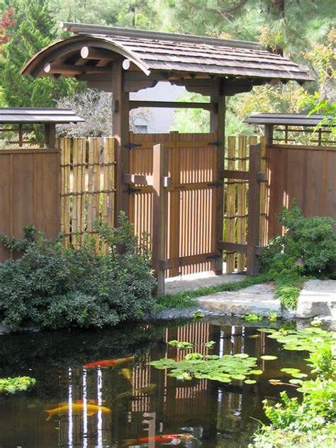 17 peaceful green japanese style backyards