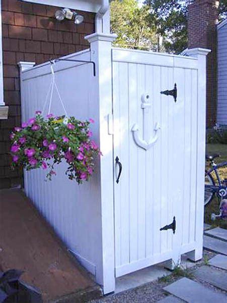 outdoor shower ideas 15 outdoor shower designs modern backyard ideas