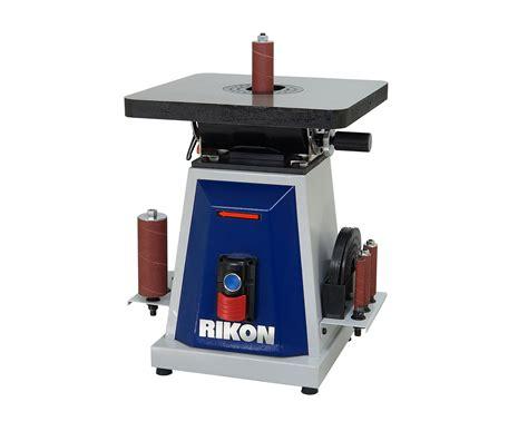 model   oscillating spindle sander rikon power tools