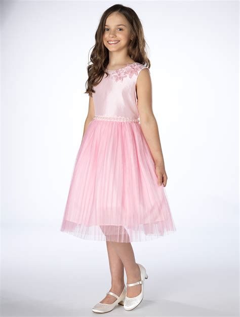 Dsbm223781 Pink Dress Dress Pink pink dresses lace dresses