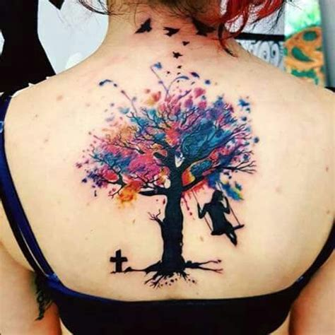 watercolor tattoo sverige best 25 shadow ideas on tree tattoos
