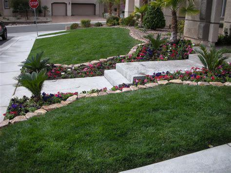 Landscape Las Vegas Maintenance Showcase Land Care Landscaping Las Vegas