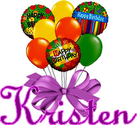 happy birthday kristen | my blog