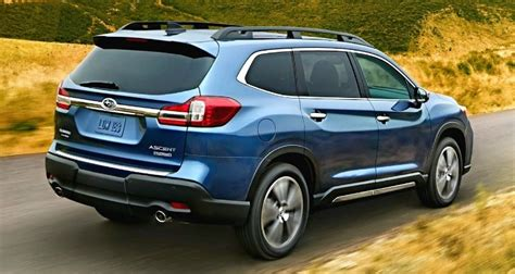 Subaru Ascent 2020 Release Date by 2020 Subaru Ascent 8 Passenger Colors Release Date
