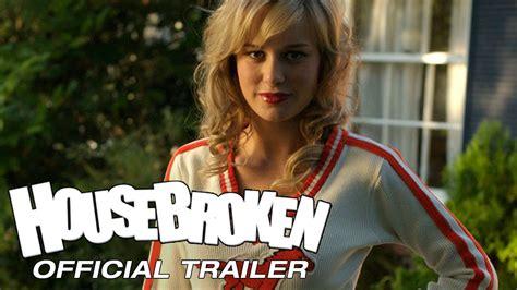 how to your to be housebroken housebroken official trailer starring brie larson