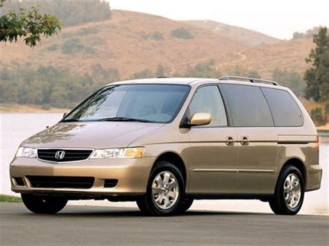2003 honda odyssey | pricing, ratings & reviews | kelley