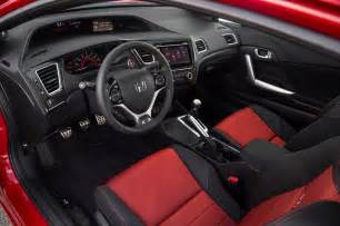 2014 honda civic si coupe interior photo 34