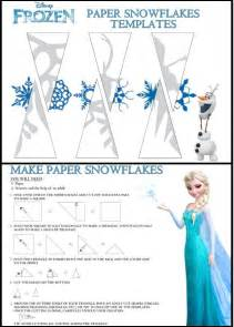 Frozen Snowflake Templates by Disney Frozen 2014 Snowflake Template Invitations
