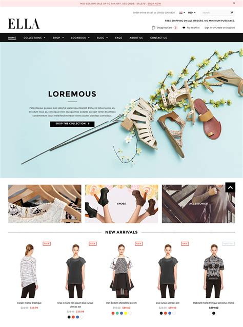 shopify themes ella 10 interesting ecommerce trends to improve your online