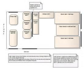 Conversion Van Floor Plans Home Ideas 187 Conversion Van Floorplans