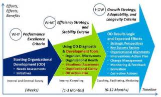 Organizational Effectiveness Consultant by Organizational Development Content Framework