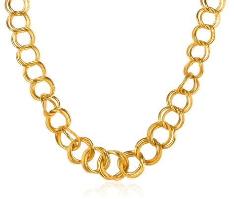 Gold Necklace loop gold necklace necklace jewellery