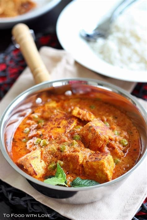 Tofu Cottage Cheese by Mutter Paneer Peas And Cottage Cheese Made It With Tofu