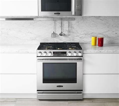 Kitchen Oven stainless pro ranges gas sous vide signature kitchen
