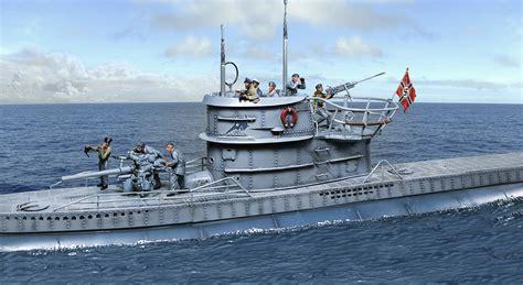WWII-U Boat: U-96 - Toy Soldiers Military Miniatures Tank ... U Boat