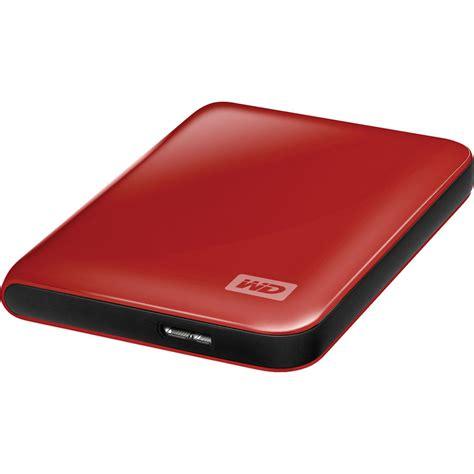 Harddisk Portable 500gb wd my passport essential 500gb portable wdbacy5000ard nesn