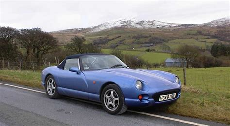 What Happened To Tvr A55 Crash Other Cars 350z 370z Uk