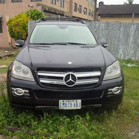 mercedes glk450 2007 glk450 4matic mercedes autos nigeria