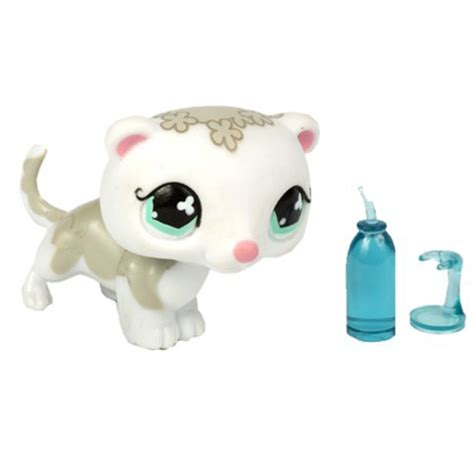Pet Shop Singles A Ferret littlest pet shop singles ferret 579 pet lps merch