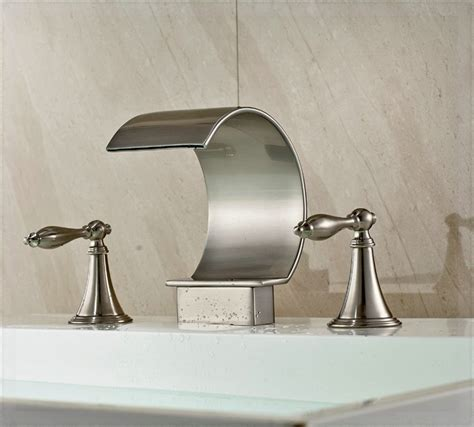 Upscale Bathroom Fixtures Bathroom Faucets For Your Luxury Bathroom