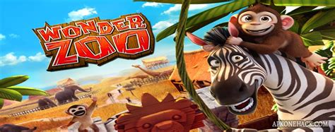 game wonder zoo mod apk data wonder zoo animal rescue mod apk data unlimited money