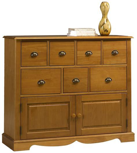 tiroir anglais meuble en pin anglais vieilli table de lit