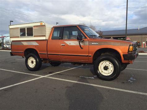 nissan datsun 1985 1985 nissan 720 king cab 4x4 nissan 720 trucks