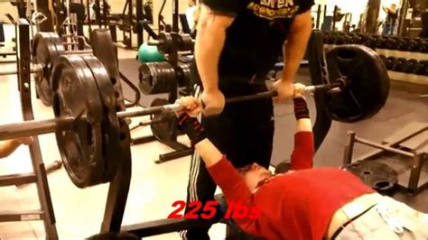max effort bench max effort bench press training with power lifting net and